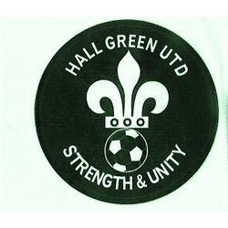 Hall Green Utd - Samantha Sykes Foundation Sponsors